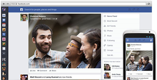 Facebook Yeni Haber Akışı Sistemi