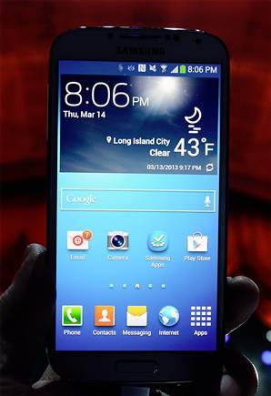 Samsung'un Sağlık Uygulaması S-Health