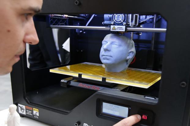 Doktorlar 3D Yazıcı Aracılığıyla Hayat Kurtardı