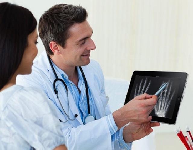 Doktorlar Mobil Teknolojide Oldukça Aktif