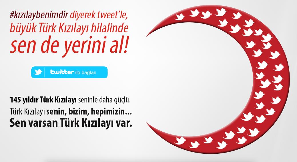 Türk Kızılayı'ndan Yeni Bir Dijital Kampanya