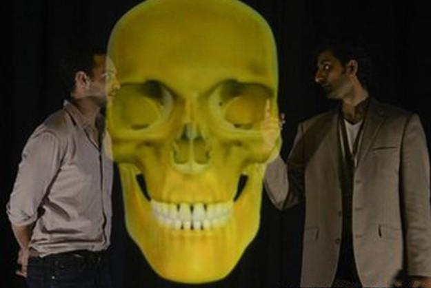 Tıp Öğrencilerine Özel 3D Hologramlar