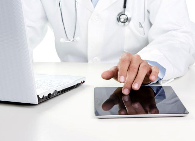 Doktorların tablet kullanımı