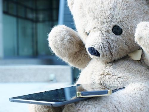 """Dijital """"Teddy Bear"""""""