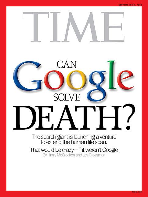 Google Ölümsüzlüğün Sırrını Çözecek mi?