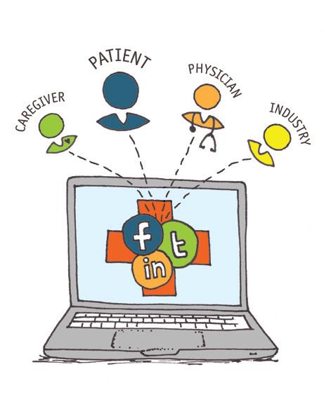 Sağlık Bilgisi Araştırmalarında Sosyal Medya İlişkisi