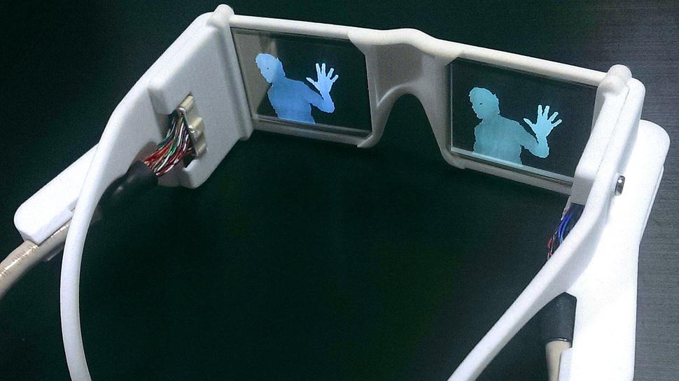 Görme Engelliler İçin Akıllı Gözlük