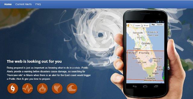 Google Haiyan Tayfunu Sonrası Dijital Kriz Masası Oluşturdu