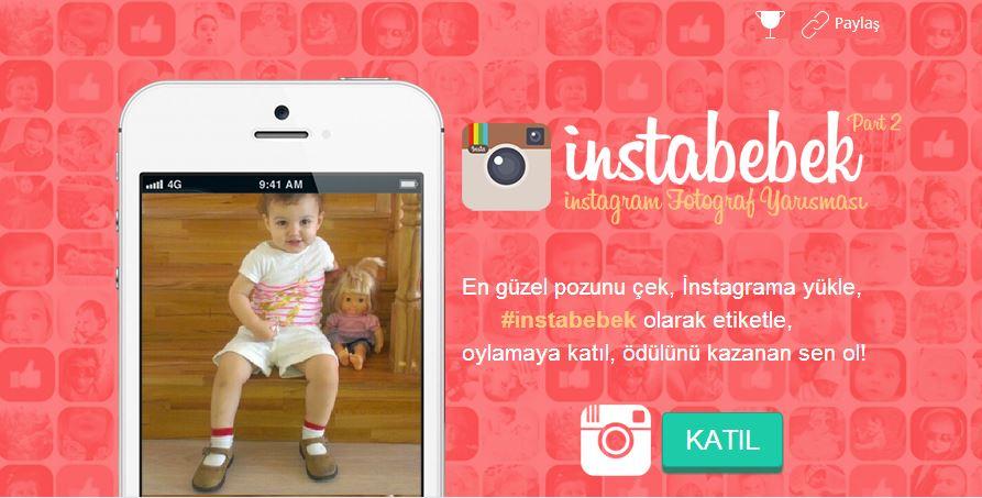 Kadıköy Şifa Sağlık Grubu Instabebek Yarışması İkinci Etap Başladı