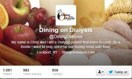 dining on dialysis