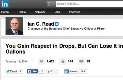"""LinkedIn'e İlaç Sektöründen Yeni Bir """"Influencer"""""""