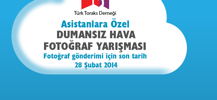 Türk Toraks Derneği Asistanlara Özel Fotoğraf Yarışması Düzenliyor
