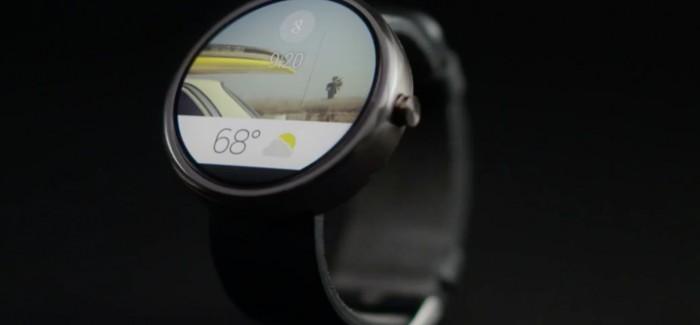 Google Bir Sonraki Adımını Attı: Giyilebilir Teknoloji