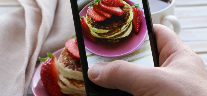 Kalori Hesabını Fotoğraftan Yapabilen Uygulama