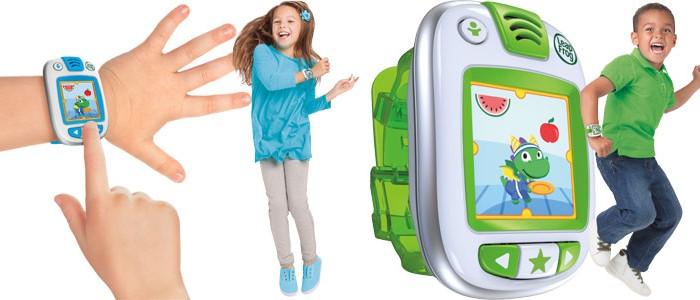 LeapBand: Çocuklar İçin Giyilebilir Teknoloji Ürünü