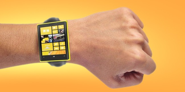 Microsoft'tan Giyilebilir Teknoloji Projesi: Akıllı Saatler