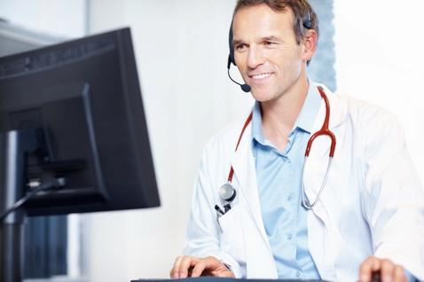 Hastalar ile Doktorları Çevrimiçi Olarak Birleştiren Platform