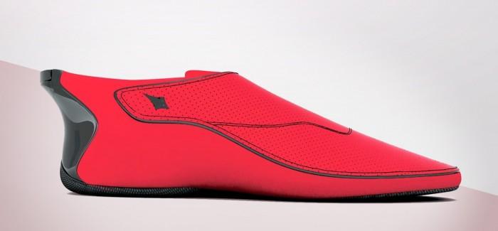 Akıllı Ayakkabılar Yolda