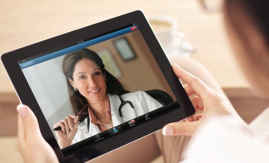 """Tele Sağlık Uygulaması """"Live Health Online"""" Annelere Kolaylık Sağlıyor"""