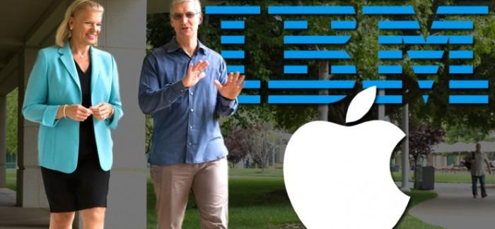 Apple ve IBM Ortaklığı Kurumsal Sorunlara Çözüm Olacak