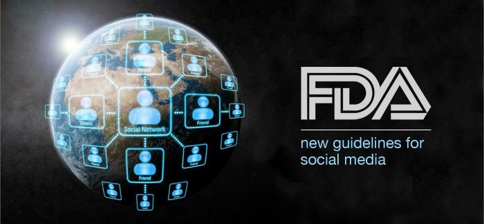 FDA'den Beklenen Sosyal Medya Rehberi