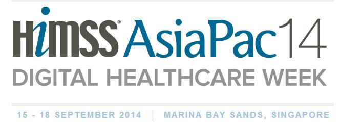 HIMSS Dijital Sağlık Haftası Singapur'da