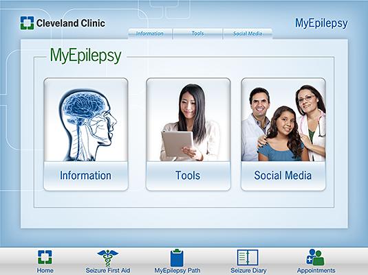 MyEpilepsy Uygulaması