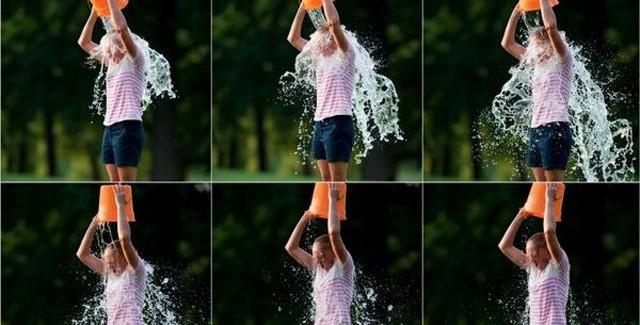 ALS'e Karşı Farkındalık için #IceBucketChallenge