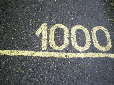 1000 Doz Dijital!