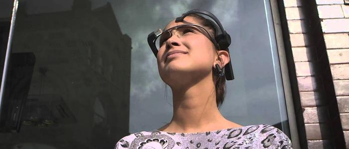 Google Glass'ta Düşünce Gücüyle Kontrol: MindRDR