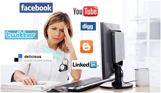 sosyal medya ve sağlık