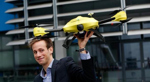 Ambulance Drone Hayatınızı Kurtarabilir