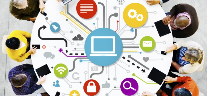 Dijital İletişim Çağı Mercek Altında