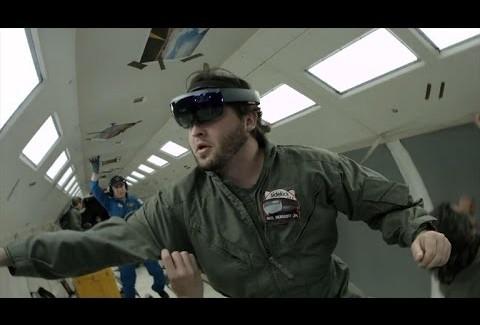 Hologramlar Uzaya Çıkıyor
