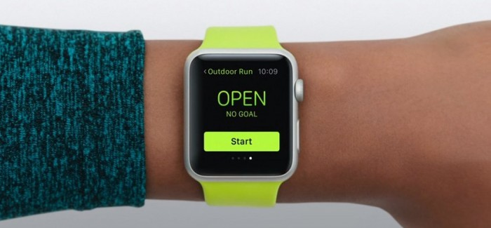 Apple Watch 2 Yolda