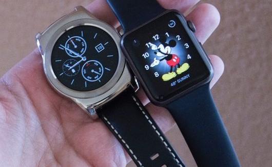 Apple Watch'a Karşı LG Watch Urbane