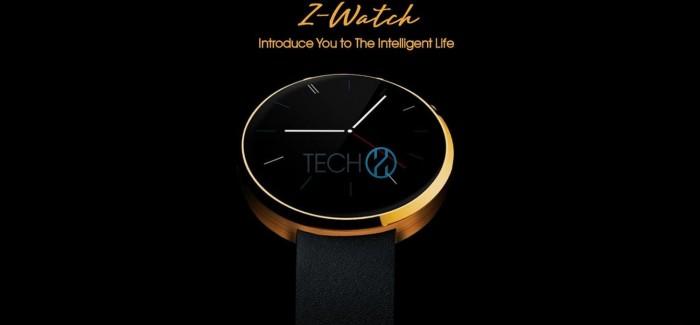 Bir Akıllı Saat de Zopo'dan Geliyor