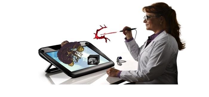 3D Görüntüleme Teknolojisinde Son Atak