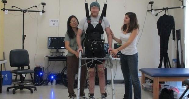 Felçli Bir Hasta, Beyin Dalgaları Sayesinde Yürüdü