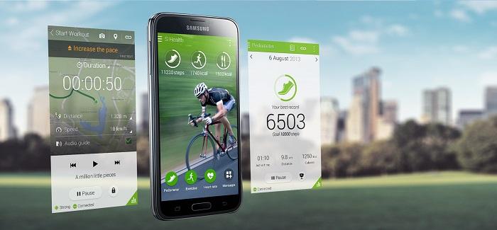 Samsung S Health Artık Tüm Android Cihazlarda!