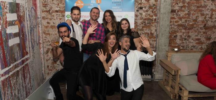 #SocialTouching Party Vol.5, Kanserle Dans Derneği ile El Ele