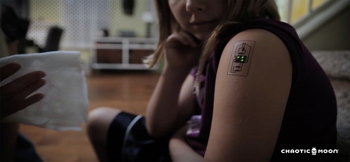 En Sağlıklı Dövme: Tech Tats
