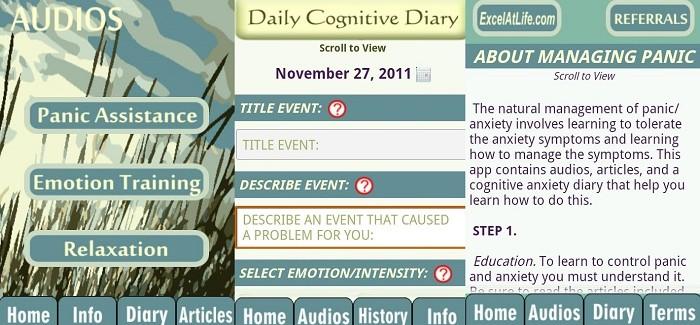 Anksiyete ve Depresyona Karşı Yardımcı Uygulamalar -5-