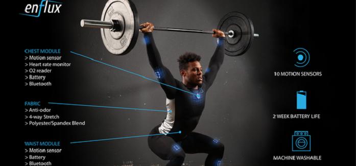 Geleceğin Sporcuları İçin Geliştirilen Yeni Teknoloji: Enflux