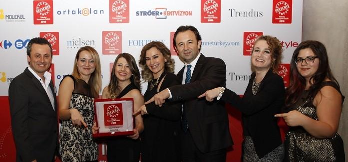 Tüketici İnovasyon Ödülleri'nde NBL Fish Oil Jr Başarısı!