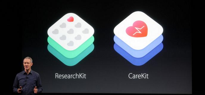 Apple, Parkinson ve Hasta Bakımı İçin CareKit'i Duyurdu