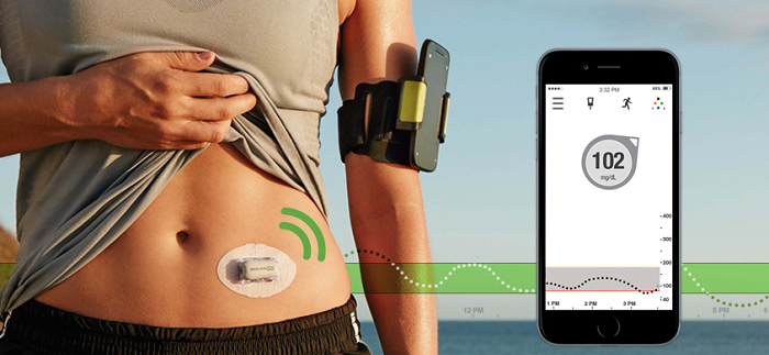 Dexcom, Glikoz Ölçerler İçin Yaptığı Uygulamaları Geliştirdi