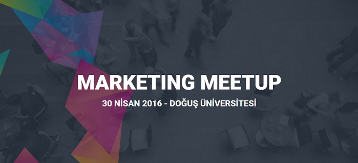 Marketing Meetup 2016 Konferansı
