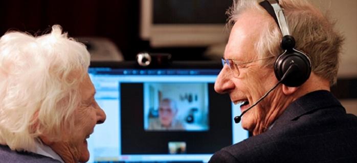 Yaşlıların Sosyal Medya Kullanması İçin HHI'dan Teşvik Videosu