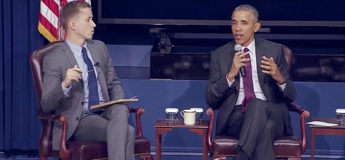 Big Data Hakkında Başkan Obama'dan Açıklamalar